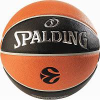 Мяч баскетбольный Spalding Euroleague TF-1000 Legacy 7 SKL41-227380
