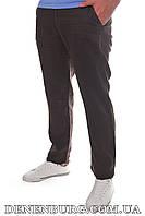 Брюки мужские (лён) MUZZO 21-MZ040 L.KETTEN тёмно-коричневые