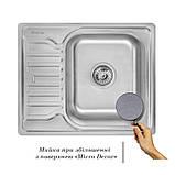 Кухонна мийка Imperial 5848 Decor (IMP5848DEC), фото 3
