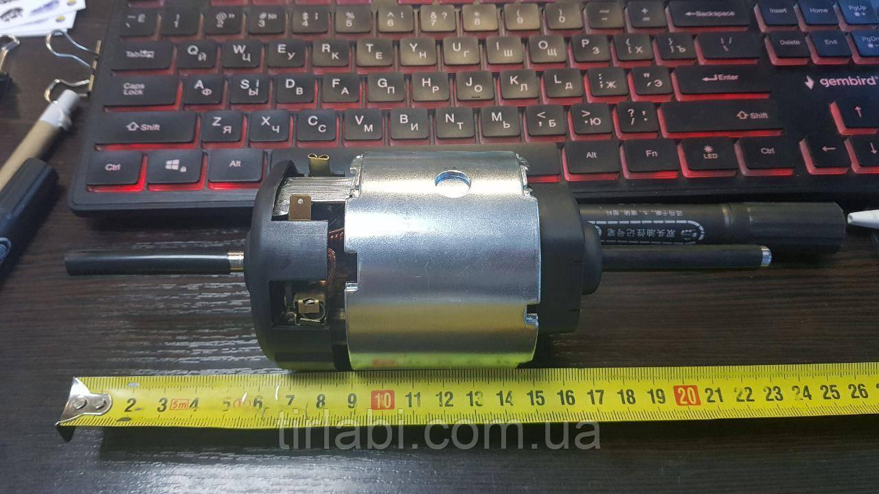 Моторчик печки ман вольво даф рено MAN,FH,RVI,DAF JCB мотор печки 8 мм вал