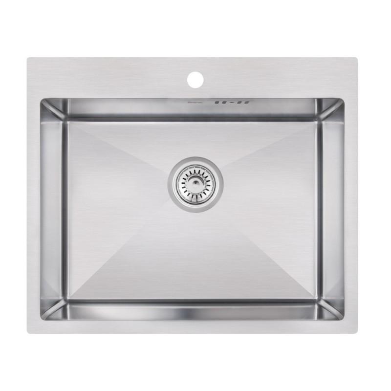 Кухонная мойка Imperial Handmade D6050 2.7/1.0 мм (IMPD6050H12)
