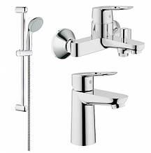 BAULOOP набор смесителей для ванны (23337000+32815000/23603000+27598001)