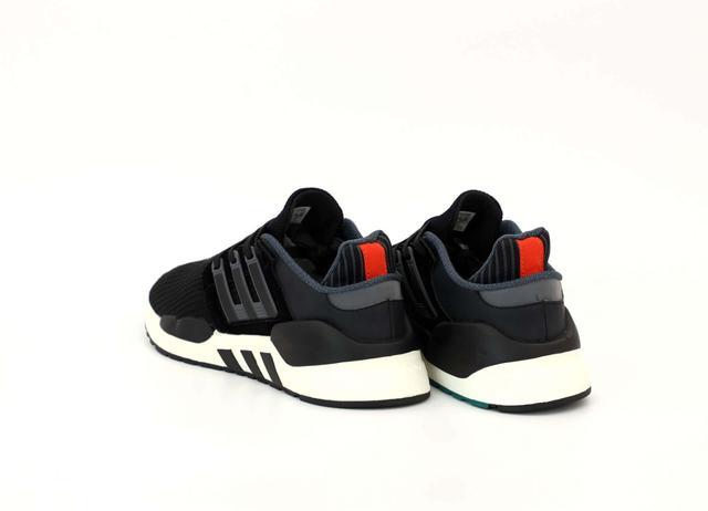 Кроссовки Adidas EQT ADV Black White