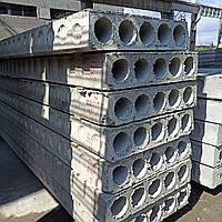 Плиты перекрытия пустотные ПК м2