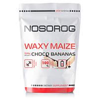 Углеводный коктейль Nosorog Waxy Maize (1,5 кг) углеводы носорог вакси майз шоко банан