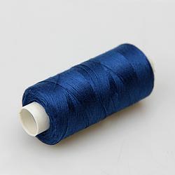 Нитки швейные 40/2 Kiwi 400 ярдов тон 319 светло-синий