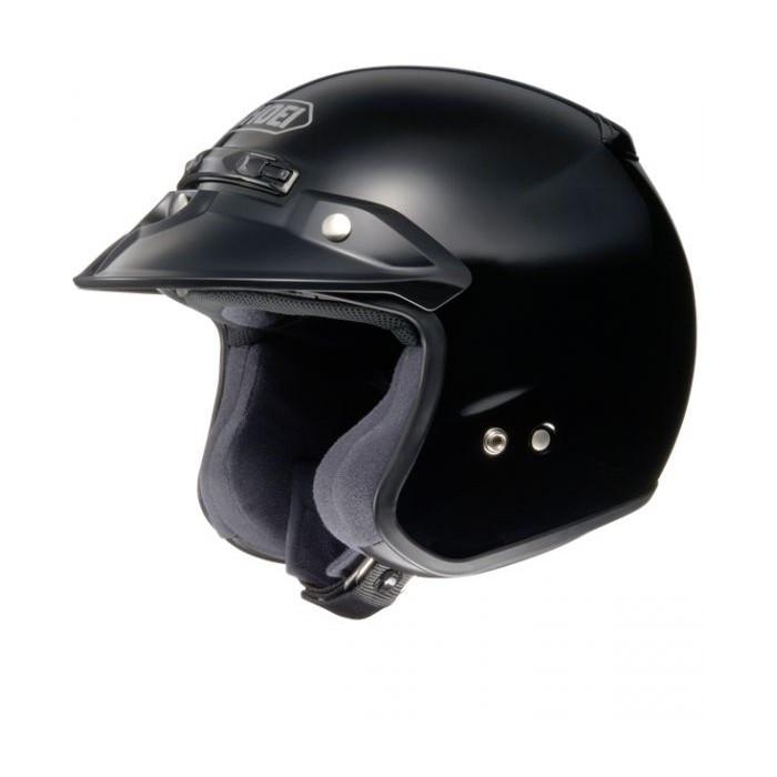 Мотошлем Shoei RJ Platinum-R Black