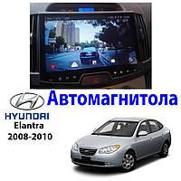 Магнитола Hyundai Elantra 2008-2010 Автомагнитола  (М-ХЕл-9)