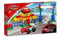 Конструктор Madness Cars 5118 Тачки Формула-1 49 деталей