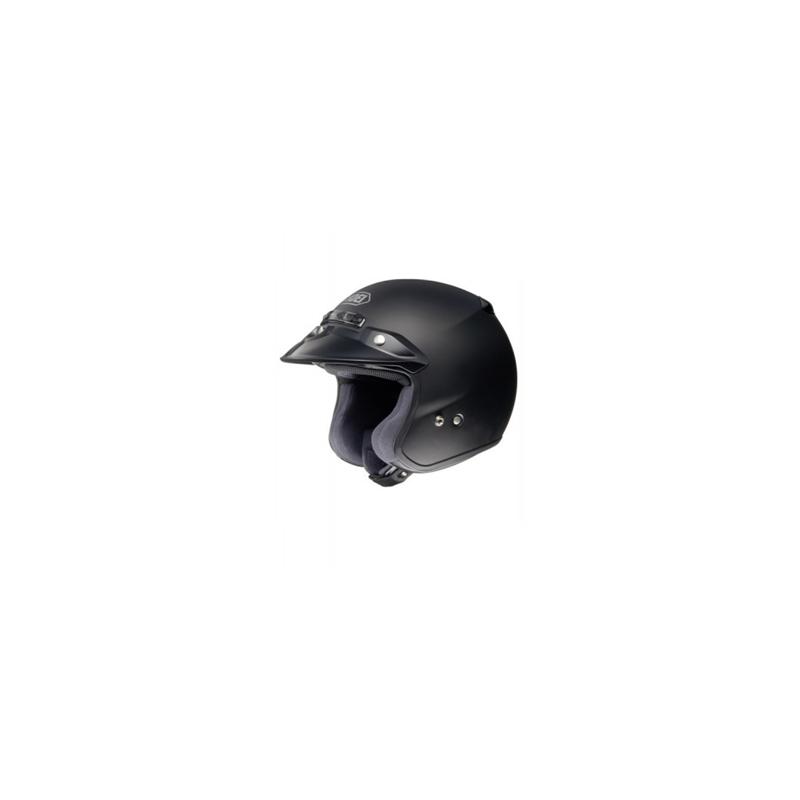 Мотошлем Shoei RJ Platinum-R Matt Black