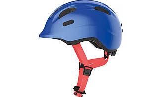 Велошлем ABUS SMILEY 2.1 Sparkling Blue
