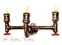 Настеннй светильник бра в стиле лофт №023