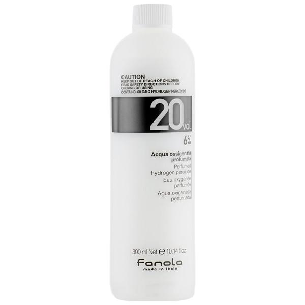 Окислювач Fanola Perfumed Hydrogen Peroxide 6% (20 Vol.) 300 мл