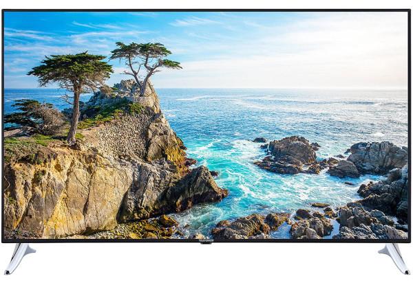 Телевизор Telefunken XU65B401 ( Ultra HD / 4K / 1500Hz / Android / Smart TV / DVB-T/T2/S/S2/C)