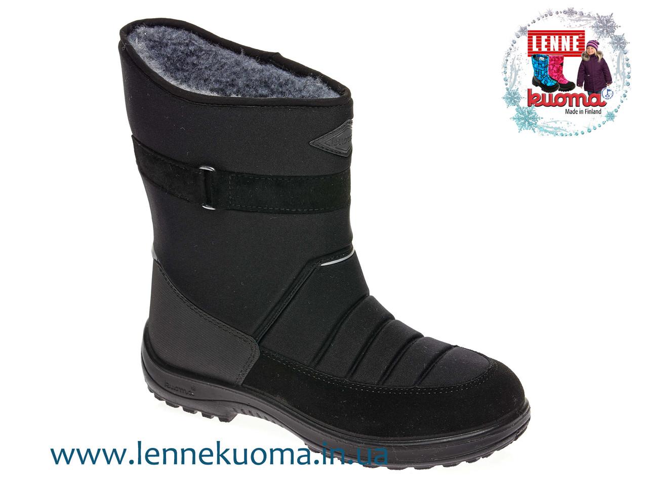 KUOMA Lumikki Black. Размеры 37,38
