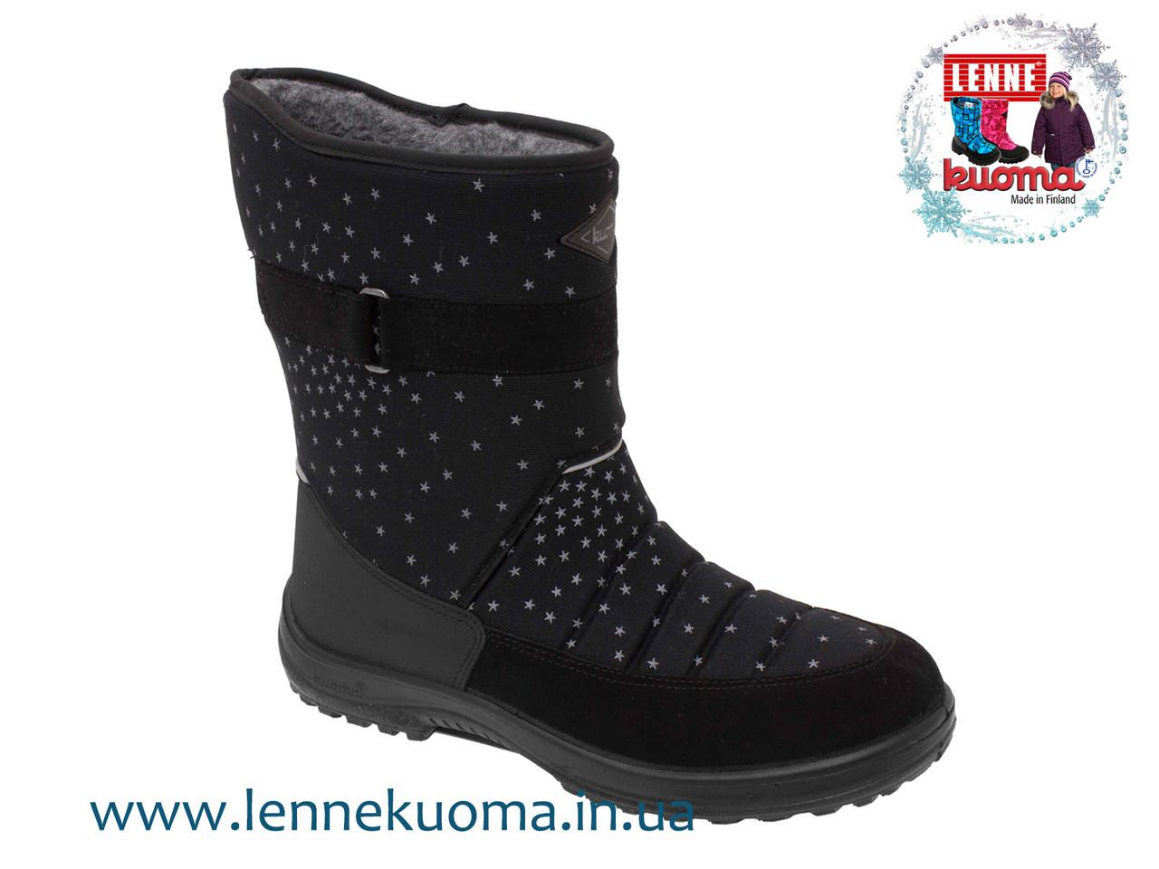 KUOMA Lumikki Black Galaxy. Размер 38