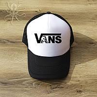 Кепка / Бейсболка / Черная кепка / Мужская кепка / Женская кепка / Кепка Ванс / Кепка Vans / Vans