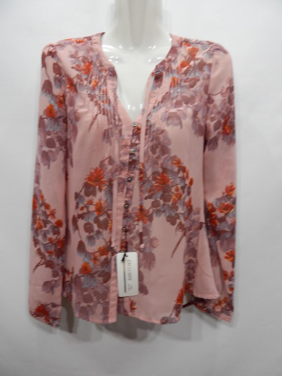 Блуза легкая фирменная женская MEXX (шифон)   р.40-42 113бж