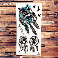 "Татуювання - наклейка ""Тварини """