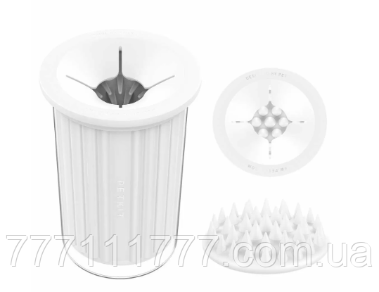Очиститель лап для животных ксиоми Xiaomi PETKIT Pet Dog Foot Washer Clean Cup Portable M (JJ-PE0015)