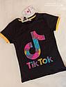 Трендовая футболка для подростков Размеры 6- 12 лет Турция, фото 3