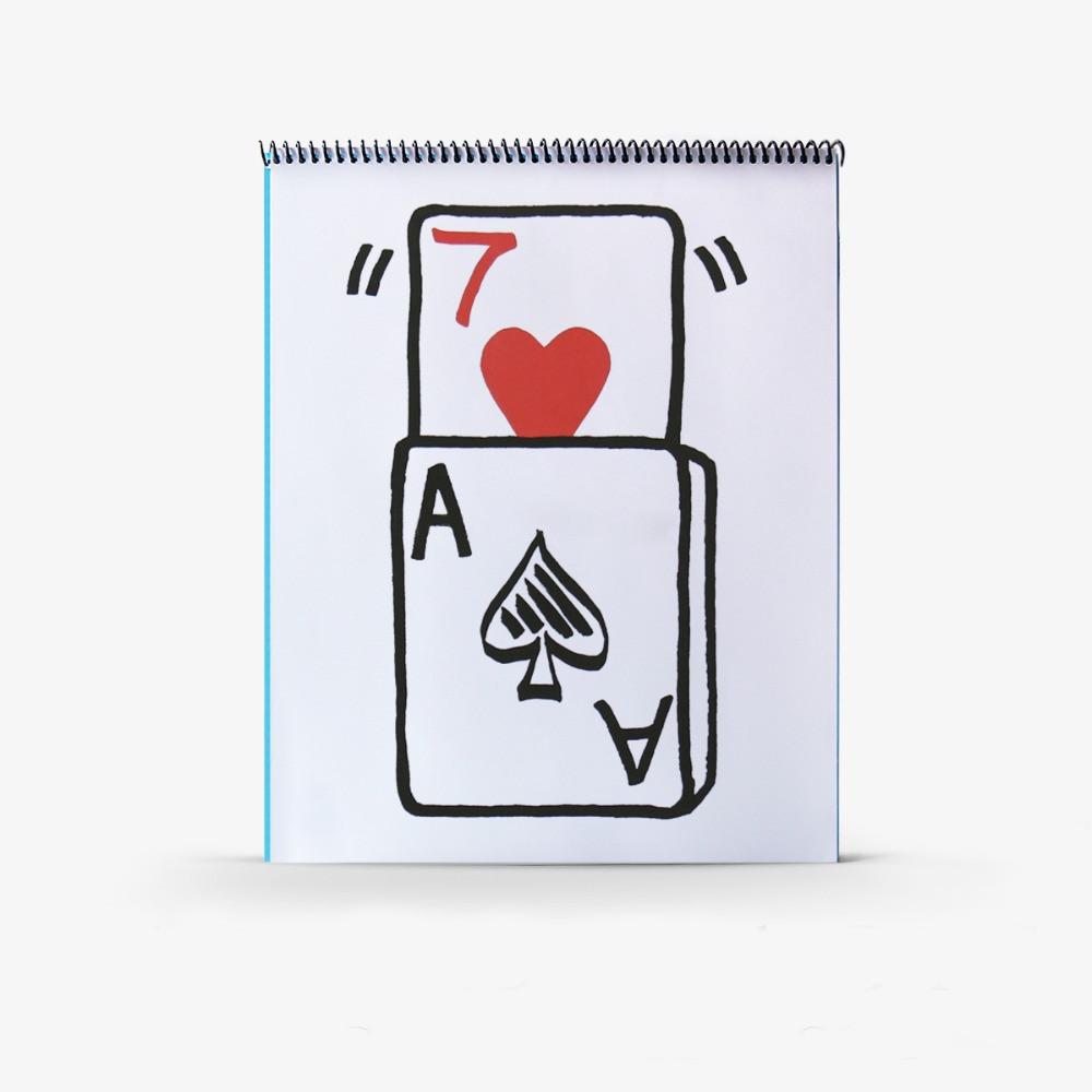 Реквізит для фокусів   Rise Card Prediction