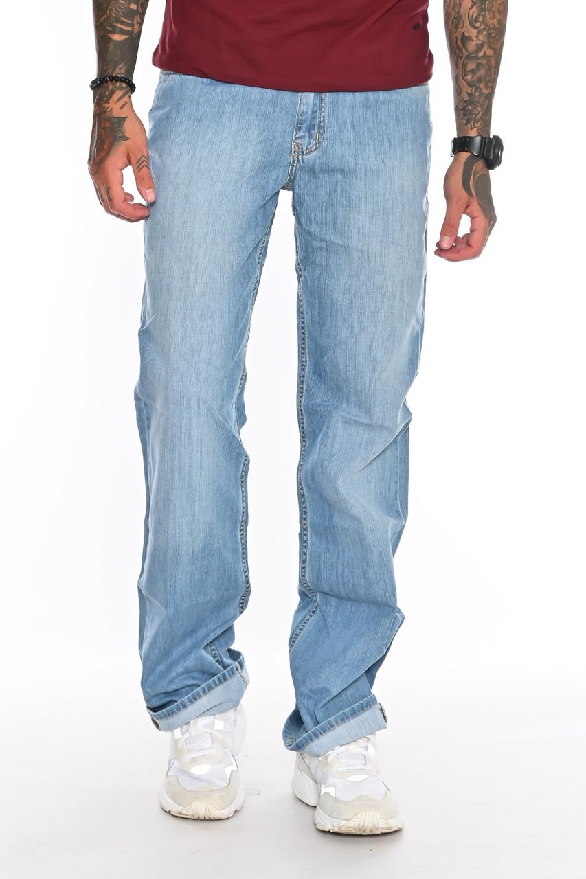 Мужские джинсы Franco Benussi 1208-513 синие