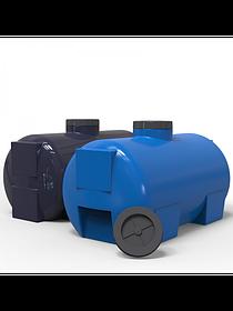 Емкость пластиковая горизонтальная объем 85 литров