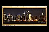Обогреватель-картина инфракрасный настенный ТРИО 600W 150 х 60 см, Нью-Йорк, фото 4