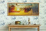 Обогреватель-картина инфракрасный настенный ТРИО 600W 150 х 60 см, Египет, фото 2