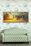 Обогреватель-картина инфракрасный настенный ТРИО 600W 150 х 60 см, Египет, фото 3