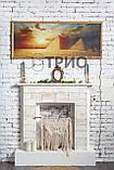 Обогреватель-картина инфракрасный настенный ТРИО 600W 150 х 60 см, Египет, фото 4
