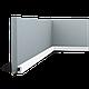 Карниз, молдинг для скрытого освещения CX190, д 200 x в 2 x ш 3 см, фото 4