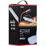 Лампа аккумуляторная REMAX No Point Source Eyeprotection RT-E330, белая, фото 9