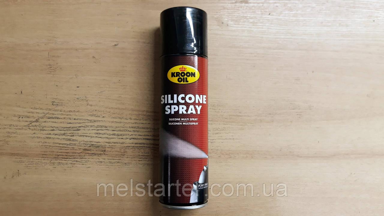Смазка спрей силиконовая KL 40017 (SILICON SPRAY, 300мл) Kroon-Oil
