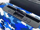 Портативная Bluetooth колонка BOOMS BASS L9, черная, фото 4