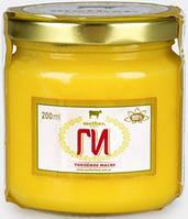 Топленное масло без глютена и лактозы Motherfarm 200мл Украина