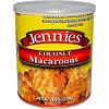 Печенье Кокосовые макаруны без глютена Jennies Gluten Free Bakery 226г США