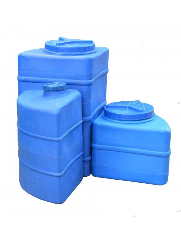 Емкость угловая объемом 150 литров
