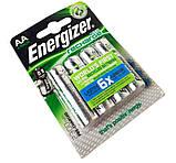 Аккумуляторы Energizer HR6 AA 2300 mAh, 4 шт, фото 2