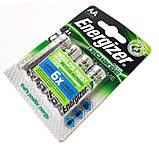Аккумуляторы Energizer HR6 AA 2300 mAh, 4 шт, фото 3