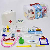 Волшебная аптечка JT Доктор 29 предметов, в чемодане SKL11-178802