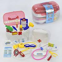 Волшебная аптечка JT Доктор 35 предметов, в чемодане SKL11-178803