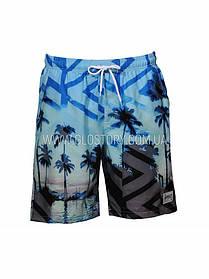Чоловічі пляжні подовжені шорти