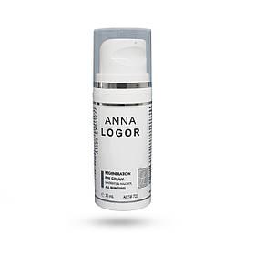 Крем восстанавливающий для кожи вокруг глаз Anna LOGOR Regenerating Eye Cream 30 ml Art.722