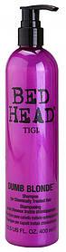 Шампунь для поврежденных светлых волос Tigi DB 400 мл