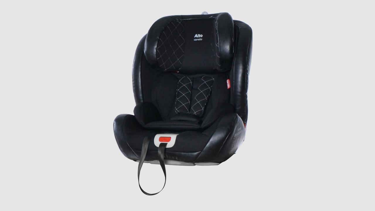 Автокресло CARRELLO Alto CRL-11805-BLACKPANTER. Группа 1-2-3. ISOFIX