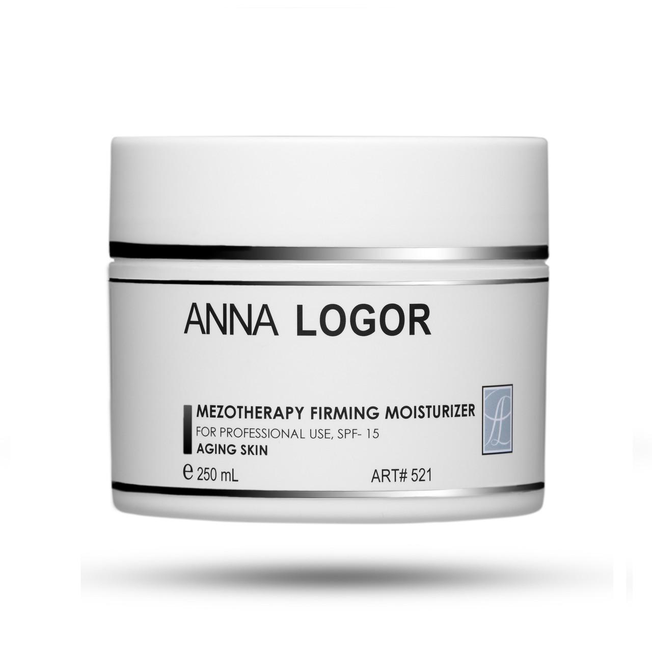 Крем денний омолоджуючий Анна Логор - Anna Logor Mezotherapy Firming Moisturizer 250 ml Art.521