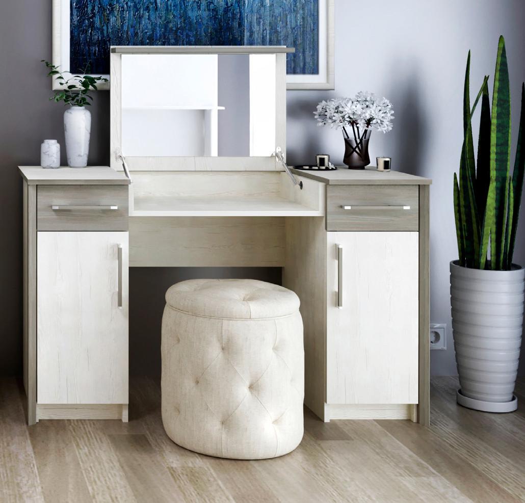 Туалетний столик Сара / Сокме