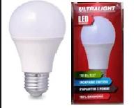 Лампа LED зв UltraLight 230В E27 7W 4000K
